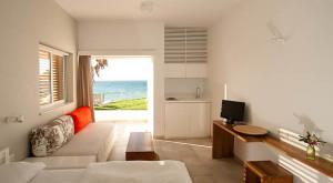 Crete beach hotel ammos