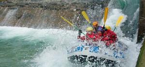 Epirus rafting